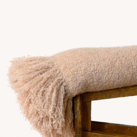 plaid alpaca