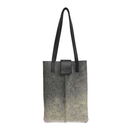 sac feutre alpaga