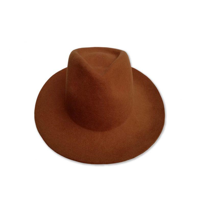 chapeau fédora, chapeau 100% laine